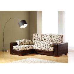 Chaise longue clásico modelo Wurin