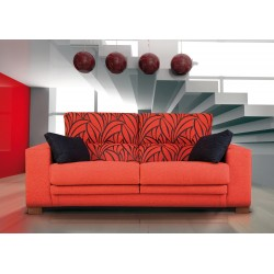 Sofá reclinable modelo Saeti