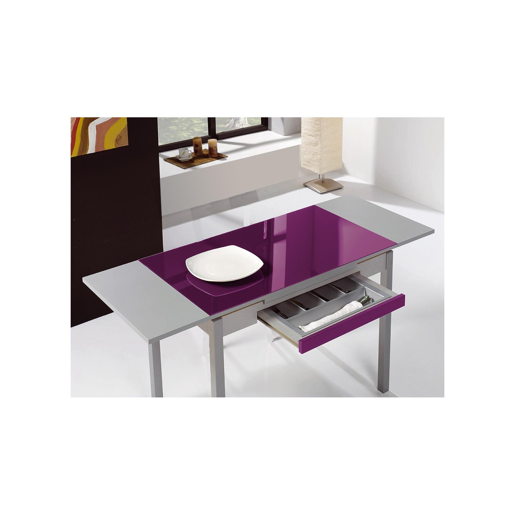 Oferta entrega express Mesa de cocina extensible Modelo A