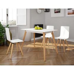 Mesa de cocina madera Extensible Caeli