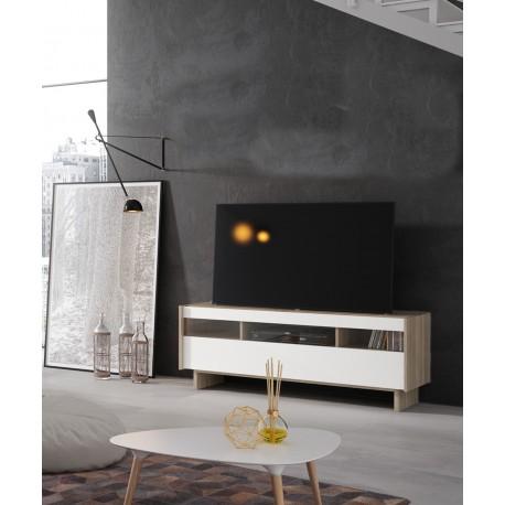 Módulo televisión con patas modelo Urceo