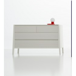 Cómoda dormitorio diseño moderno Kiara