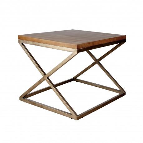 Mesa de centro diseño Vintage