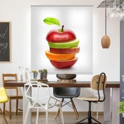 Estor enrollable de cocina fotografía de Frutas