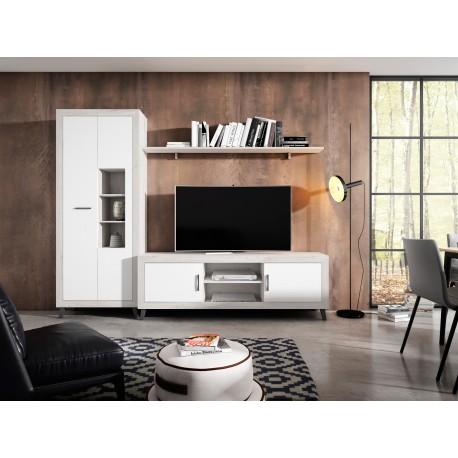 Conjunto de muebles para Salón Ikadi