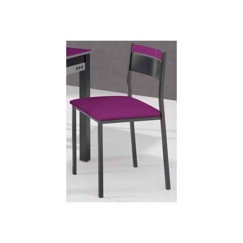 Conjunto de mesa extensible sillas y taburete de cocina for Ver mesas y sillas de cocina