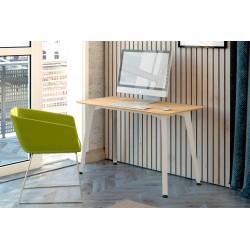 Mesa de escritorio para teletrabajo de diseño