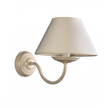 Lámpara de pared Anubis - Color Beig