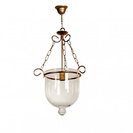 Lámpara de techo modelo Aton - Oro viejo