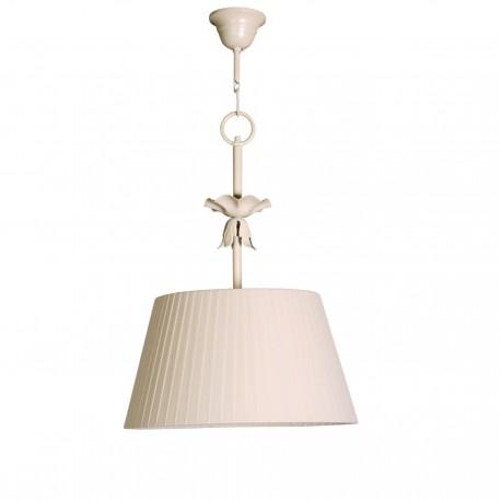 Lámpara de techo modelo Min 1 pantalla acabado en beig