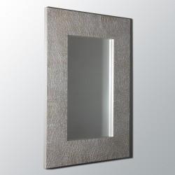 Espejo de pared artesanal hecho a mano modelo SONORA