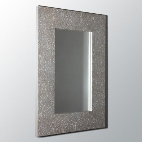 Espejo artesanal hecho a mano modelo SONORA