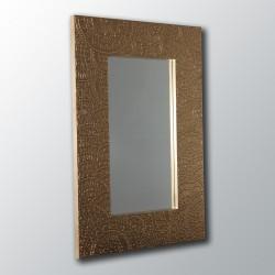 Espejo de pared artesanal hecho a mano modelo SAHARA
