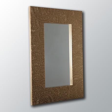 Espejo artesanal hecho a mano modelo SAHARA