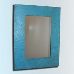 Espejo artesanal de pared hecho a mano modelo GAUJIRA