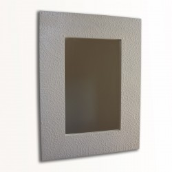 Espejo artesanal de pared hecho a mano modelo KAOKO