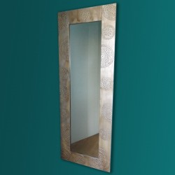 Espejo alto artesanal hecho a mano modelo UYUNI