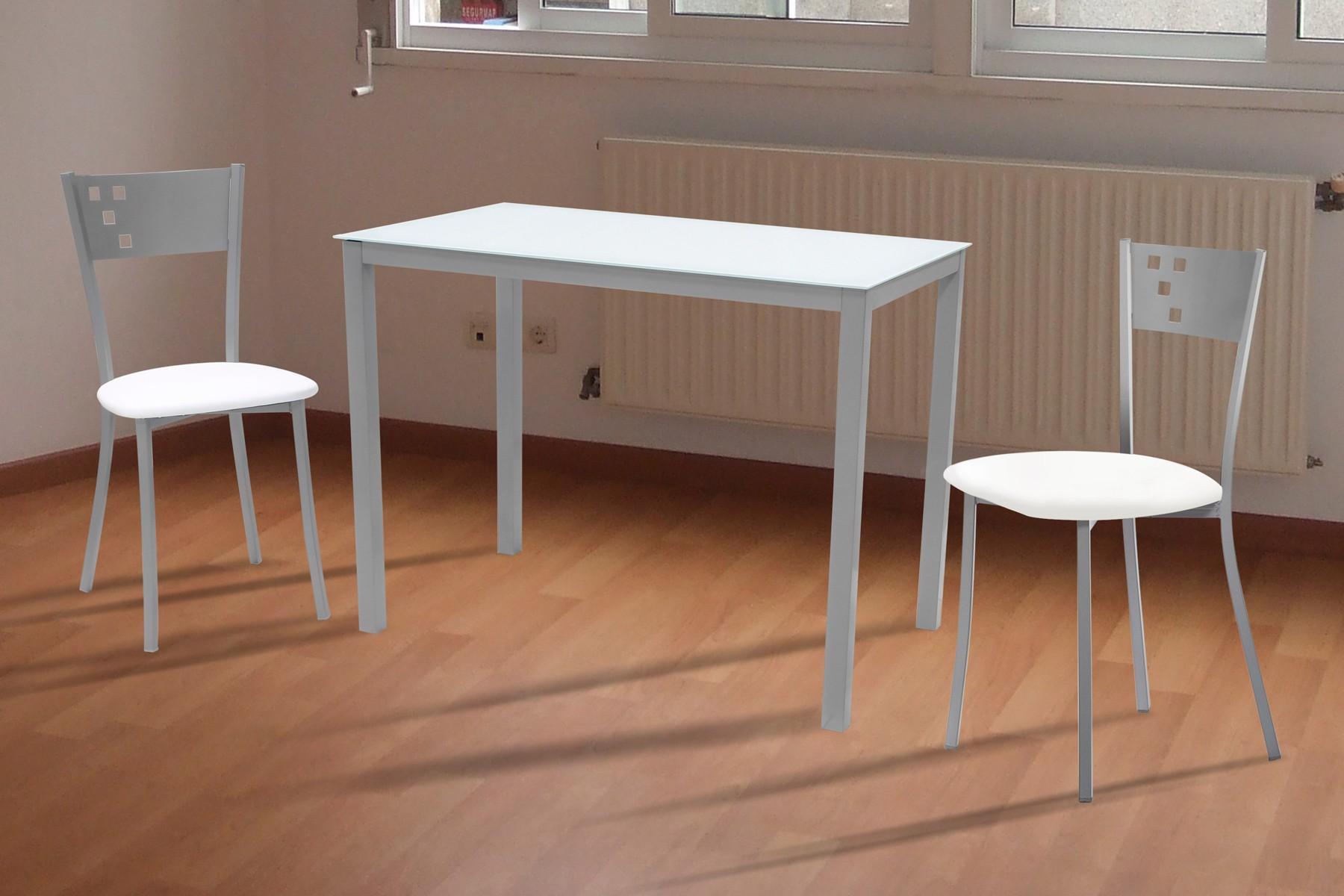 Conjunto de mesa y sillas de cocina barato y económico modelo STAR