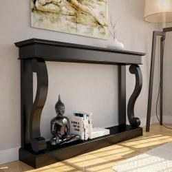 Mueble recibidor perchero lacado spring - Mesas de recibidor modernas ...