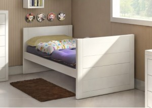 Dormitorio juvenil. Cama juvenil Dekogar