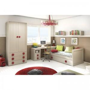 dormitorio juvenil modelo enjoy Muebles
