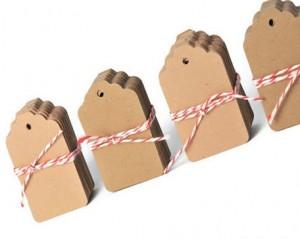 etiquetas Dar y recibir regalos