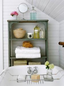 mueble de madera de dekogar.es Baños y madera son una buena combinación