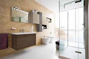 mueble de baño de dekogar.es Baños y madera son una buena combinación