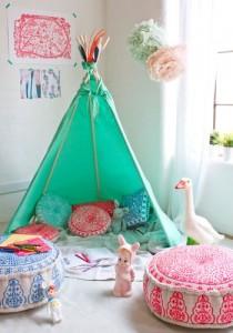 cabaña infantil blog dekogar Dormitorios infantiles de ensueño