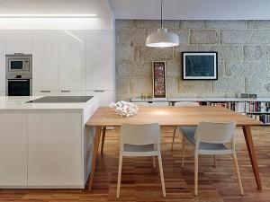 mesa de madera de dekogar.es Ideas en mesas de cocina