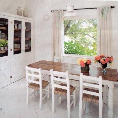Ideas en mesas de cocina: cómo incluir este producto en la cocina