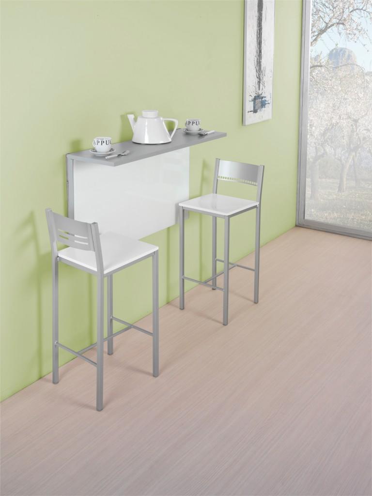 Muebles auxiliares: Mesa de cocina pared abatible