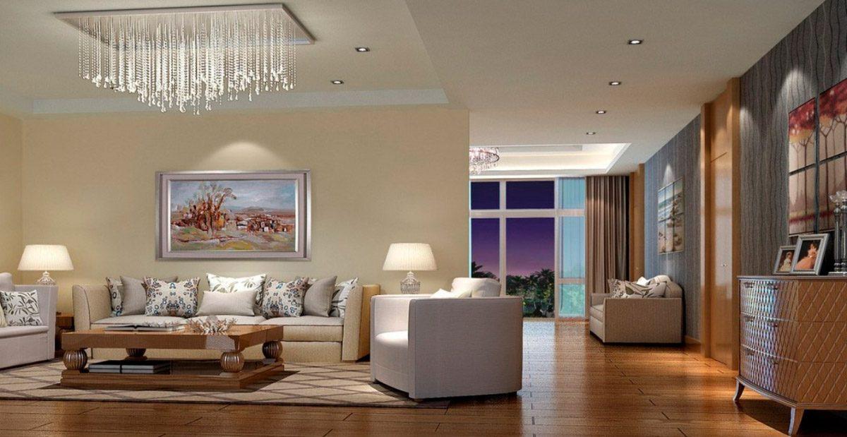 L mparas de dise o iluminando los rincones de tu hogar for Lamparas salon diseno