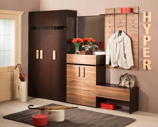 Muebles recibidores multifuncionales