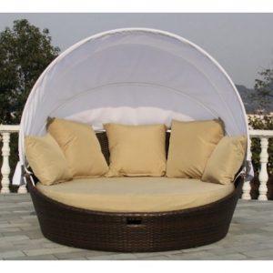 Muebles estilosos de exteriores