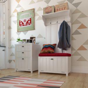 Muebles auxiliares: recibiodres