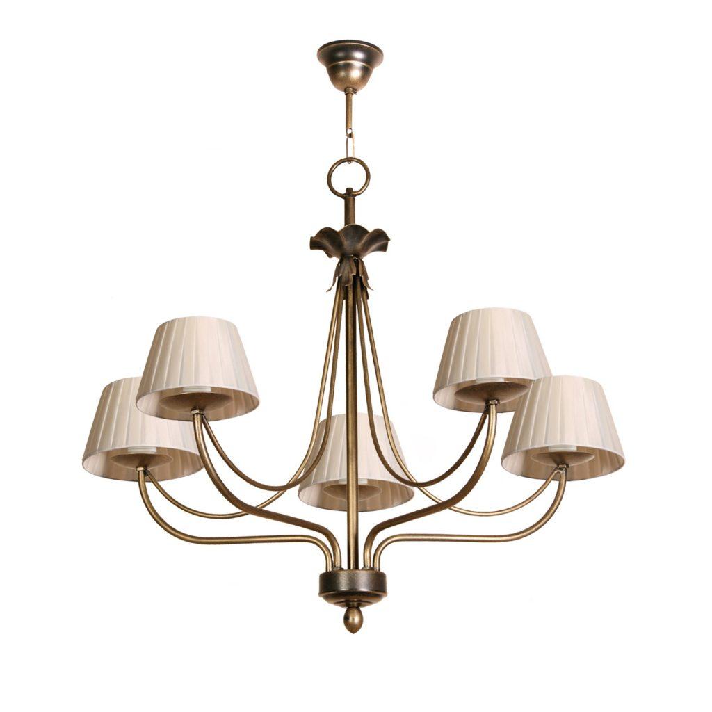 estilos de lámparas clásicos