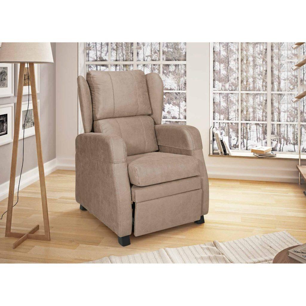 tipo de sofá ideal: sillón