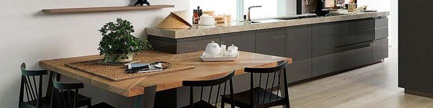 Packs conjuntos de mesas, sillas y taburetes para cocinas ...
