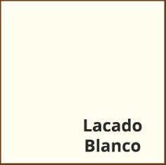 Lacado Blanco