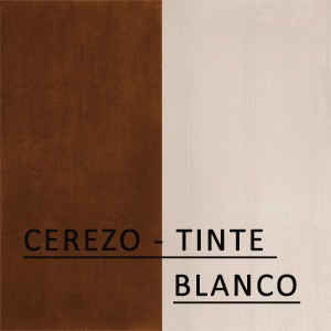 Cerezo - Tinte Blanco